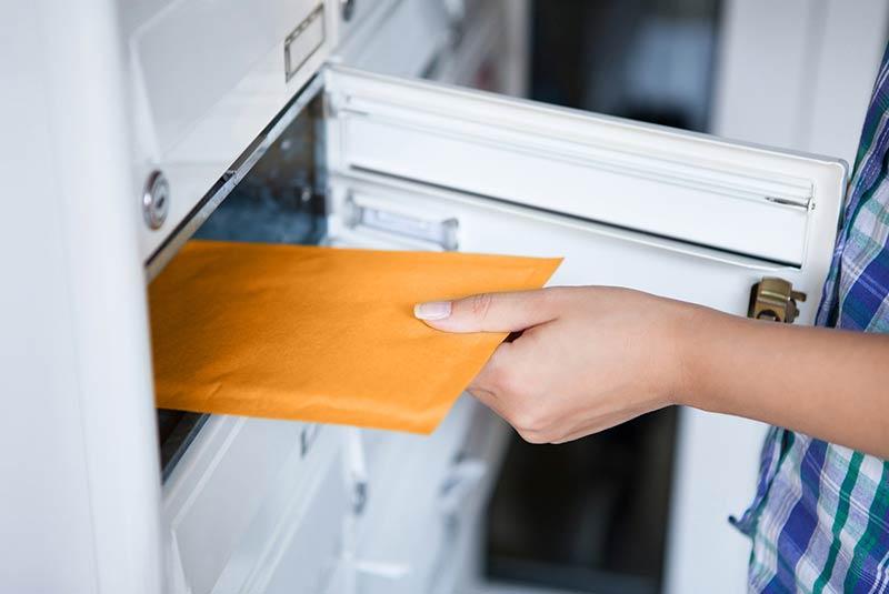feibra Postwurf Postzustellung Direktwerbung