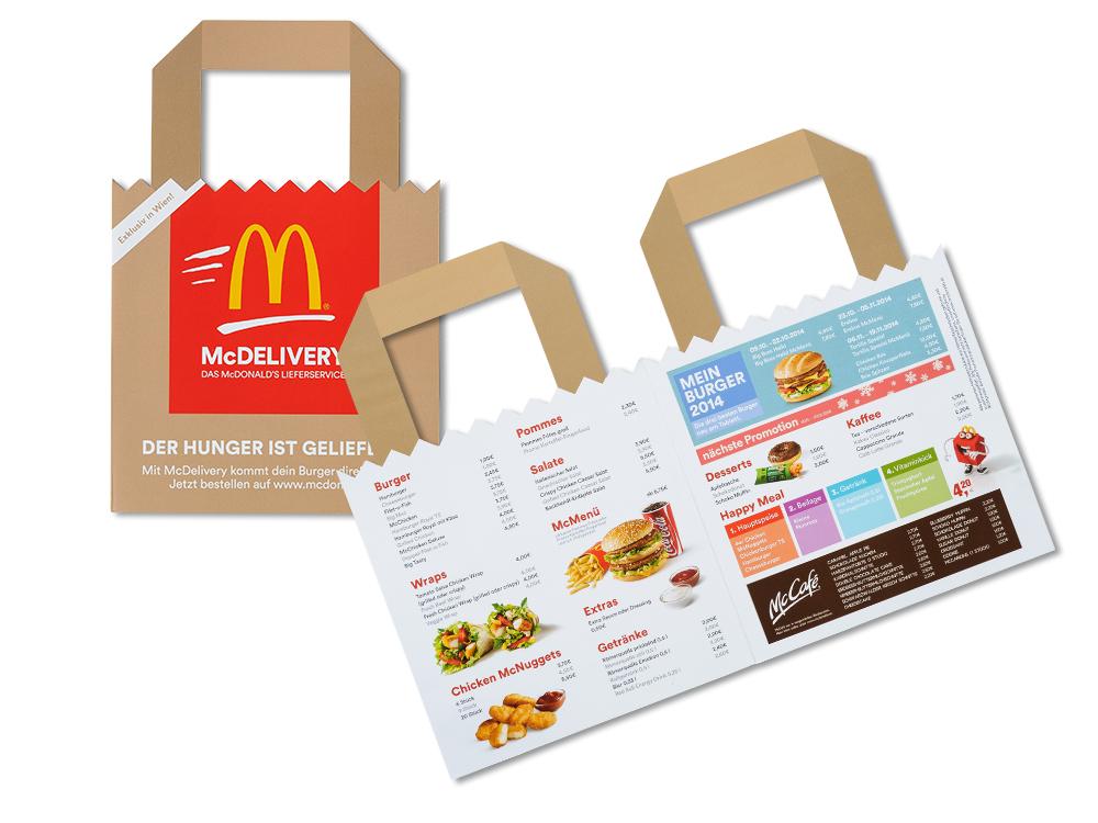 McDonalds Türhänger