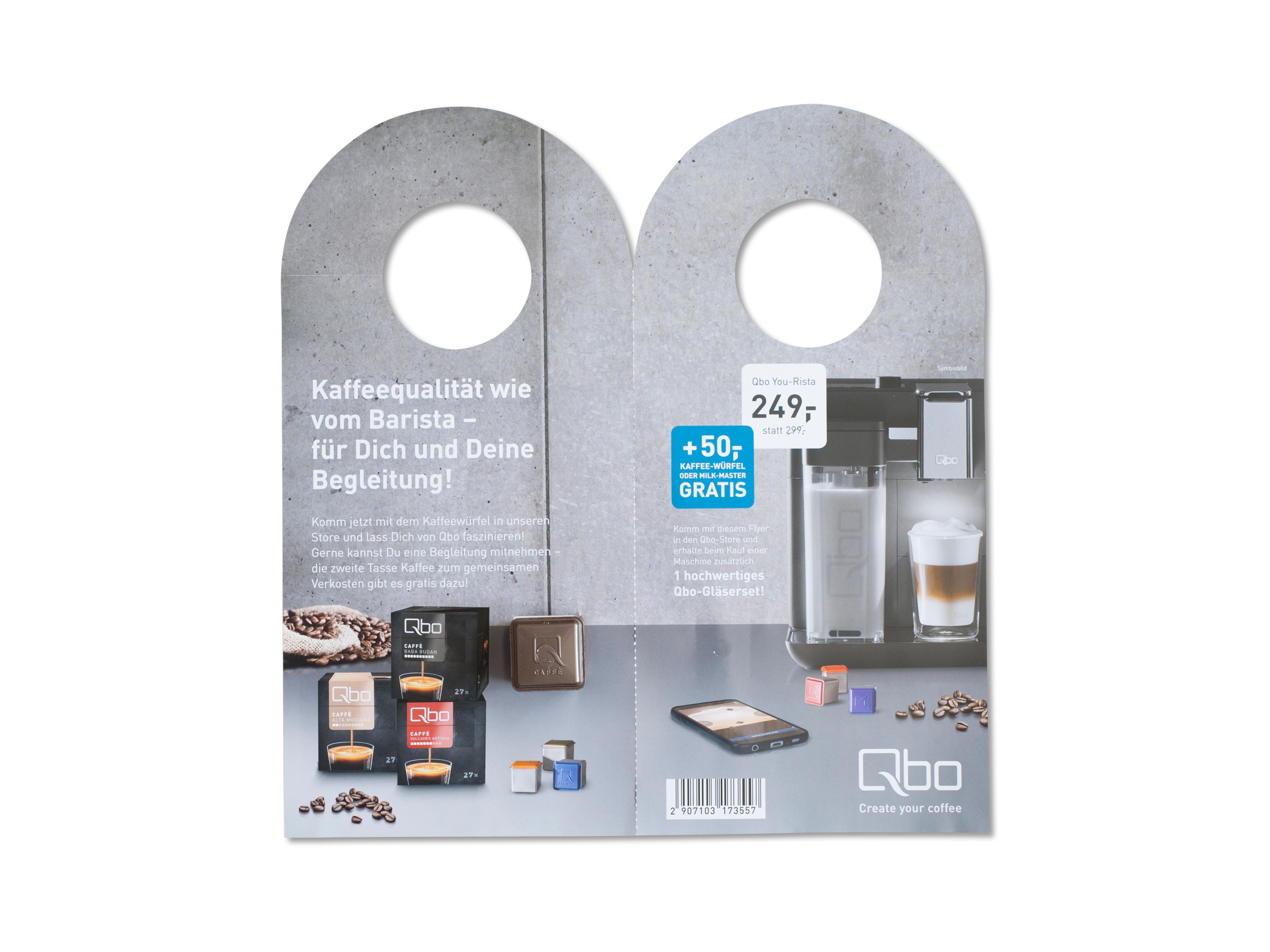 Tchibo Anwendungsbeispiel Produktsampling